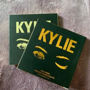 The Bronze Palette - Kylie Cosmetics